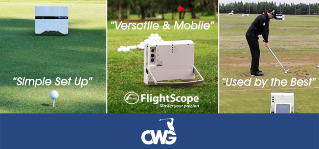 screen shots of how versatile flightscope is