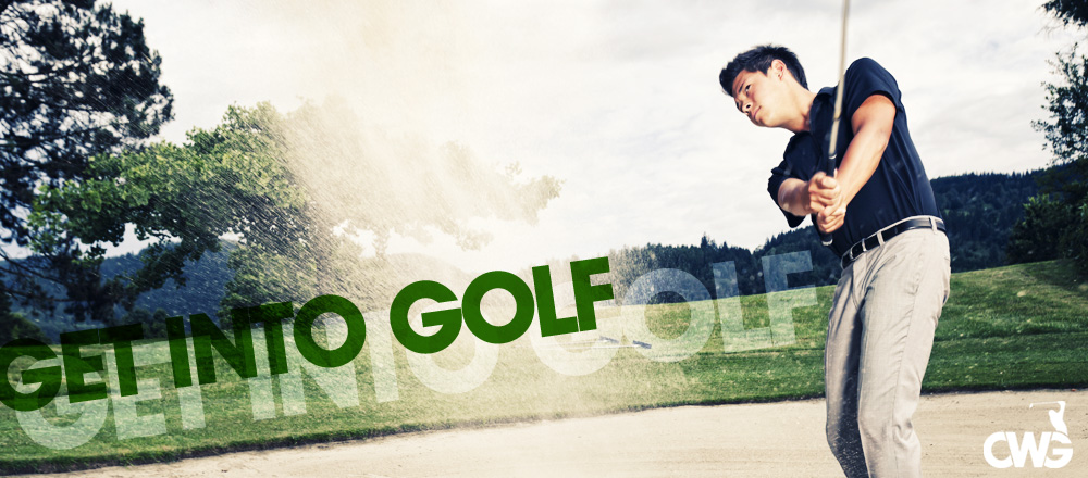 get into golf banner image