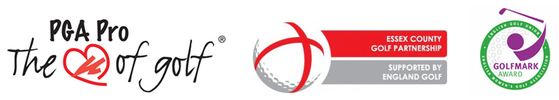 golf assocoation logos for chris wood golf